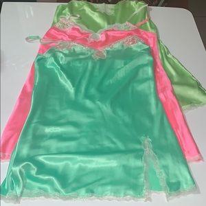 Bundle of 3 Victoria secret sleepwear